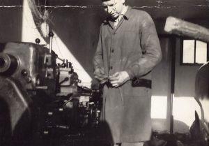1961 Alois Stelzer Werkstatt