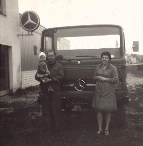 1964 Alois Rosina und Rosemarie