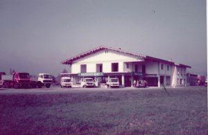 1983 Ausbau Schauraum 2